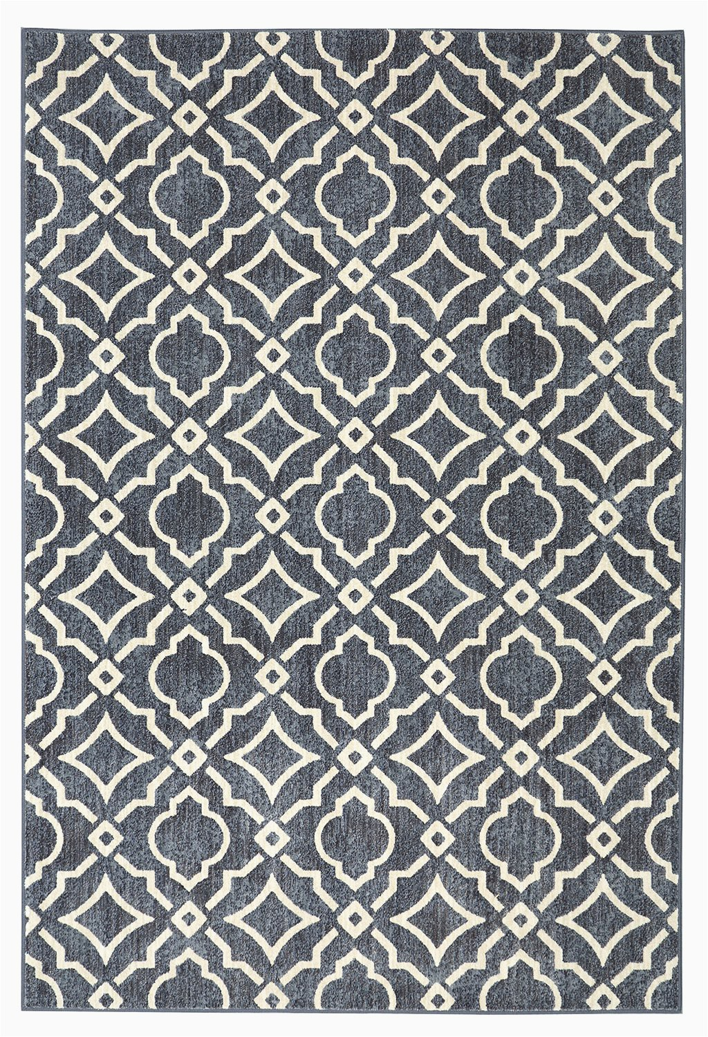 Mohawk Home area Rug 5×7 Mohawk Home Studio Carved Tiles Denim area Rug