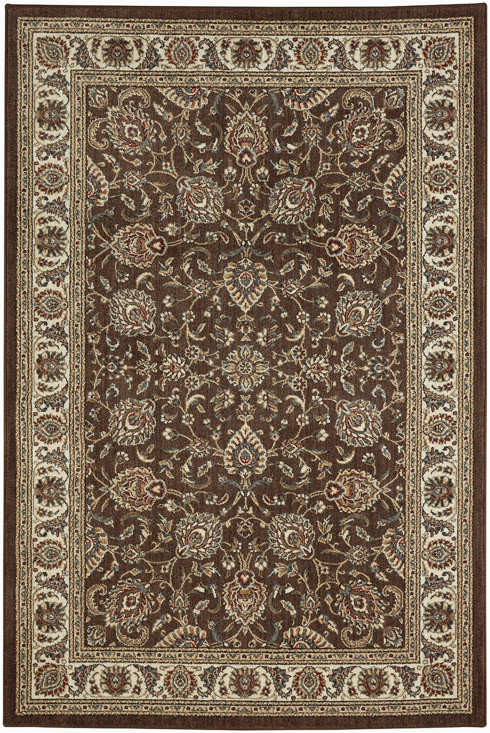 Mohawk Home area Rug 5×7 Mohawk Home Studio Fallon Brown area Rug