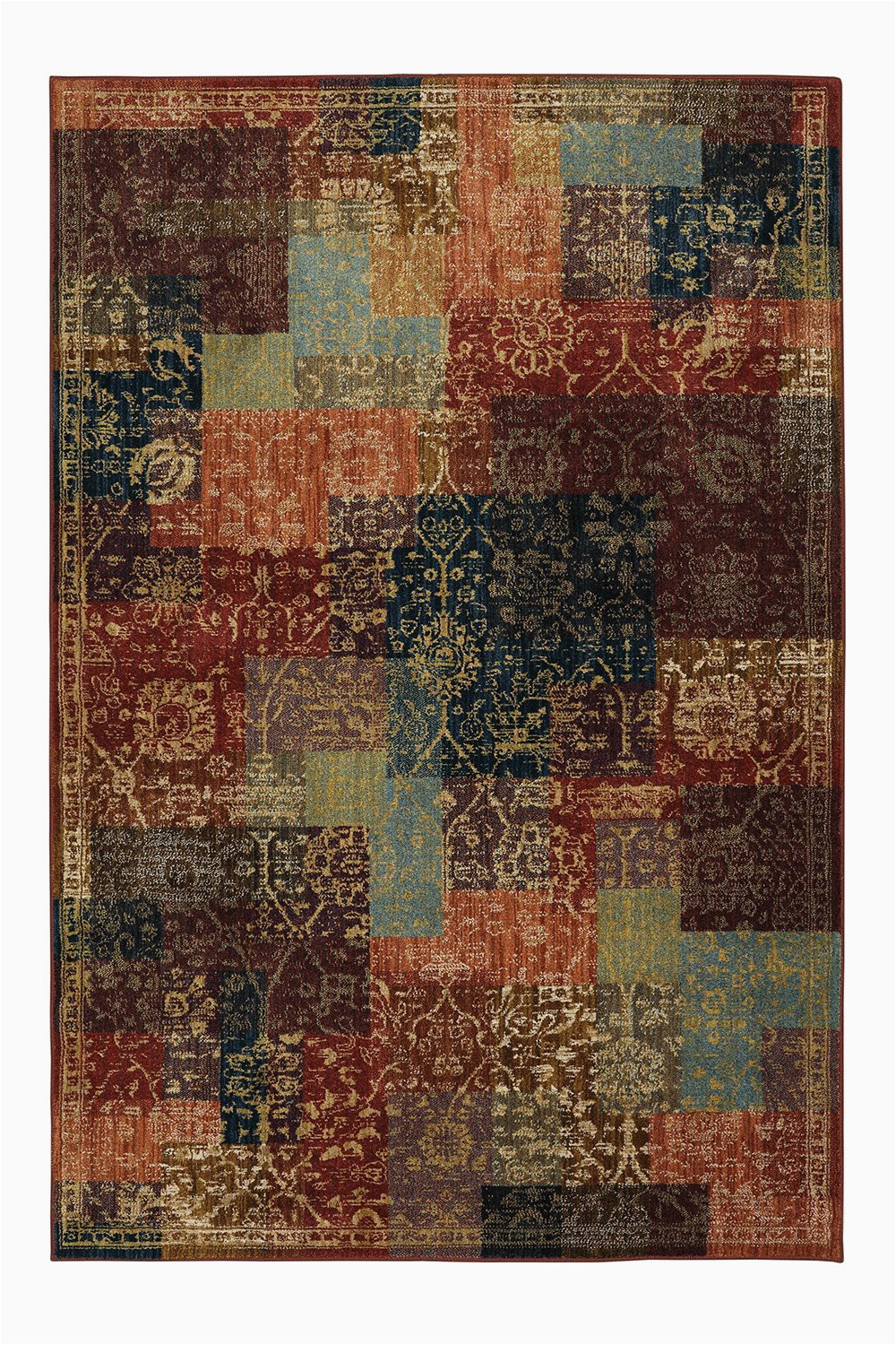 Mohawk Home area Rug 5×7 Mohawk Home Studio Sinja Multi area Rug – Incredible Rugs