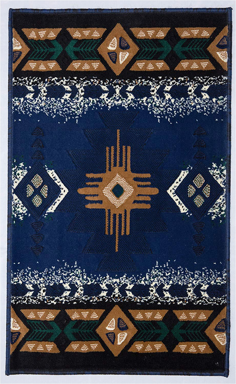 rugs 4 less collection southwest native american indian area rug design r4l 318 burgundy maroon 5 2 x7 2