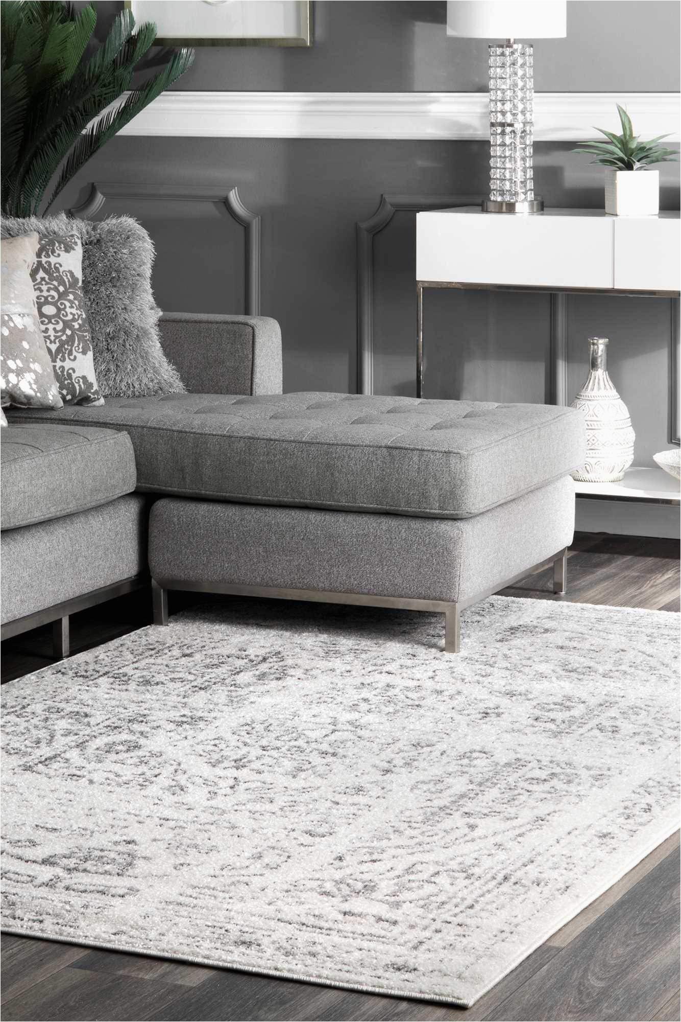 nuloom vintage arlena indoor bdsm12a area rug
