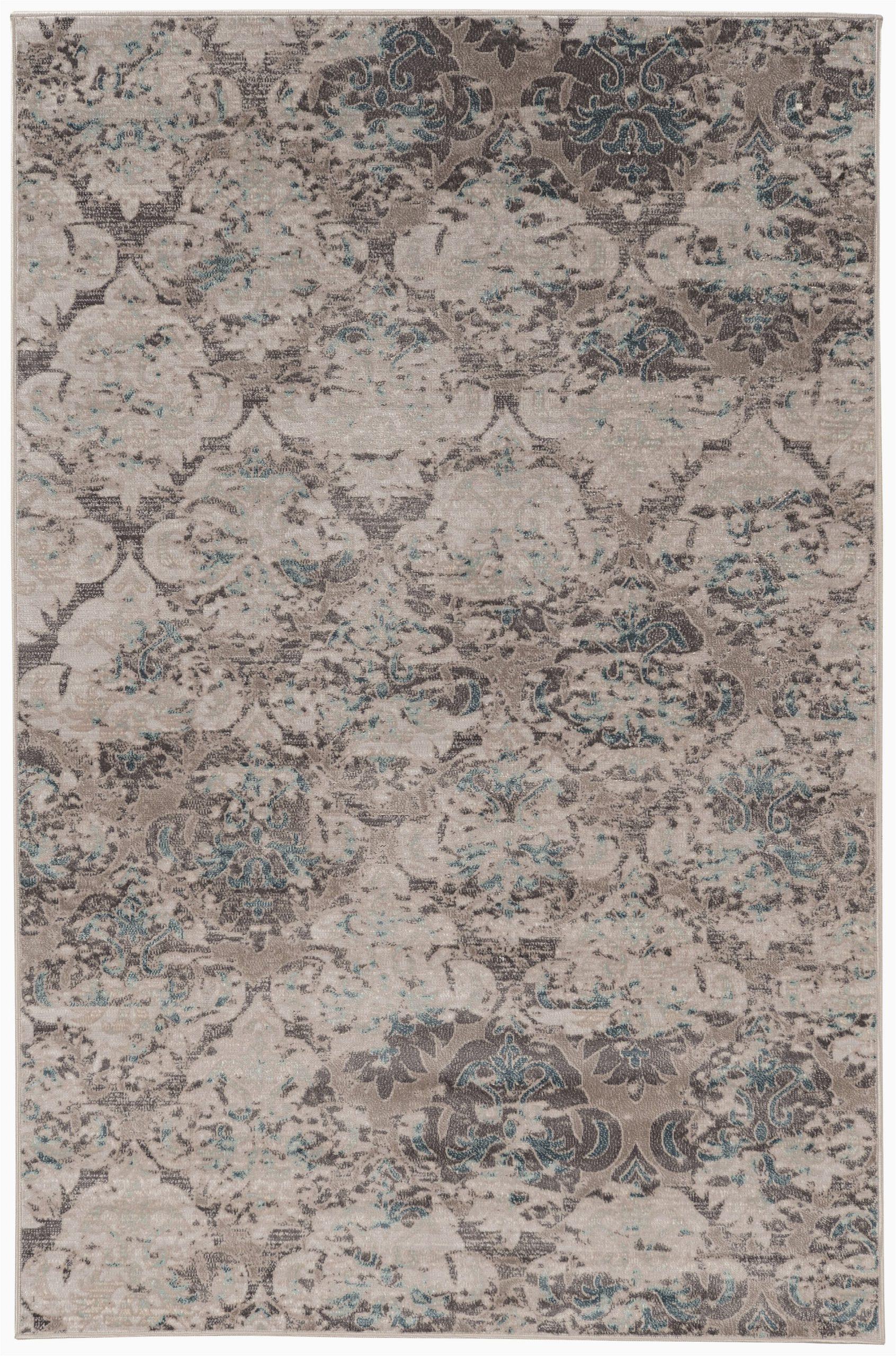 felicia gray area rug