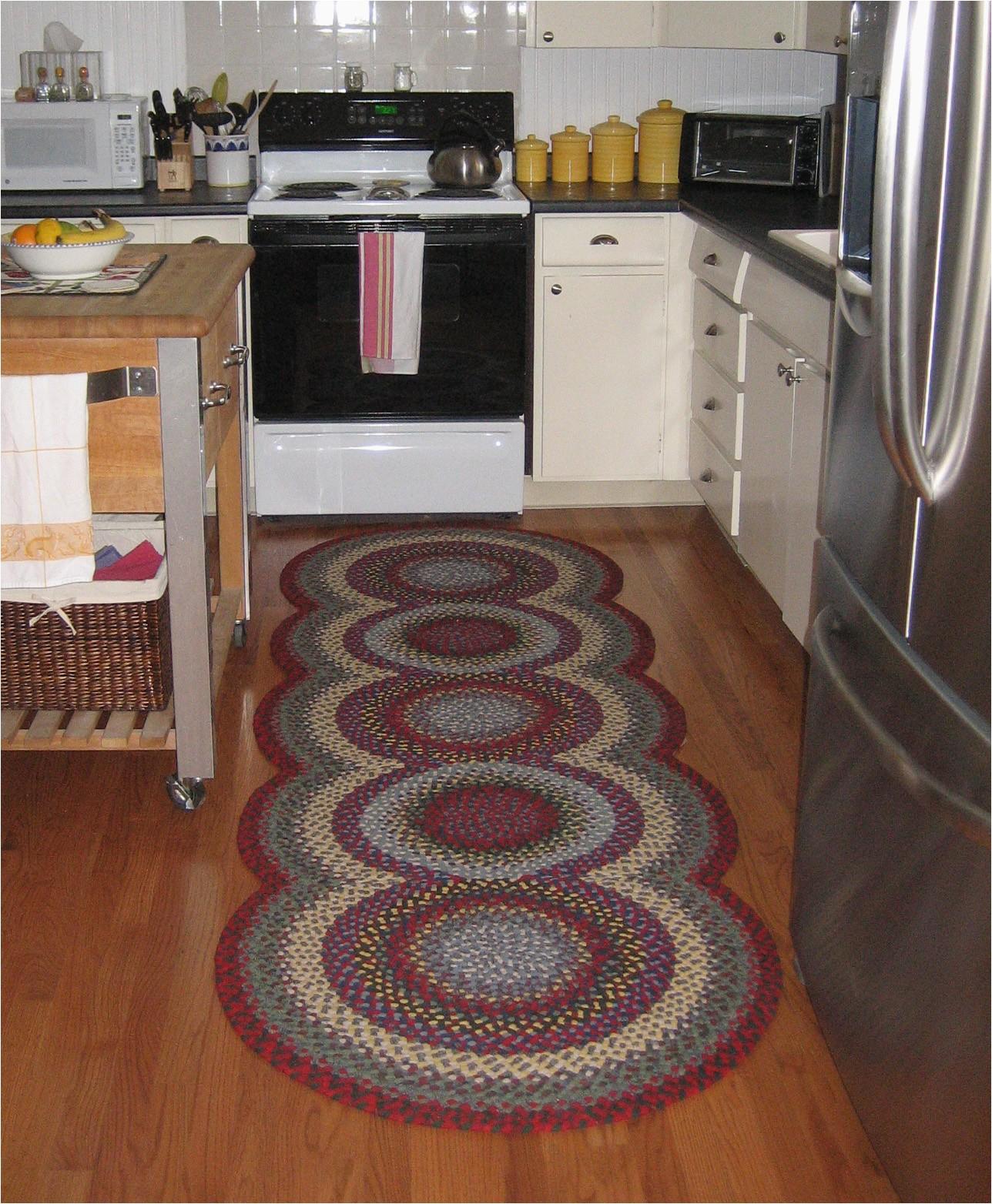Orian Apple Border area Rug Sand Best Kitchen Design Kitchen Rugs
