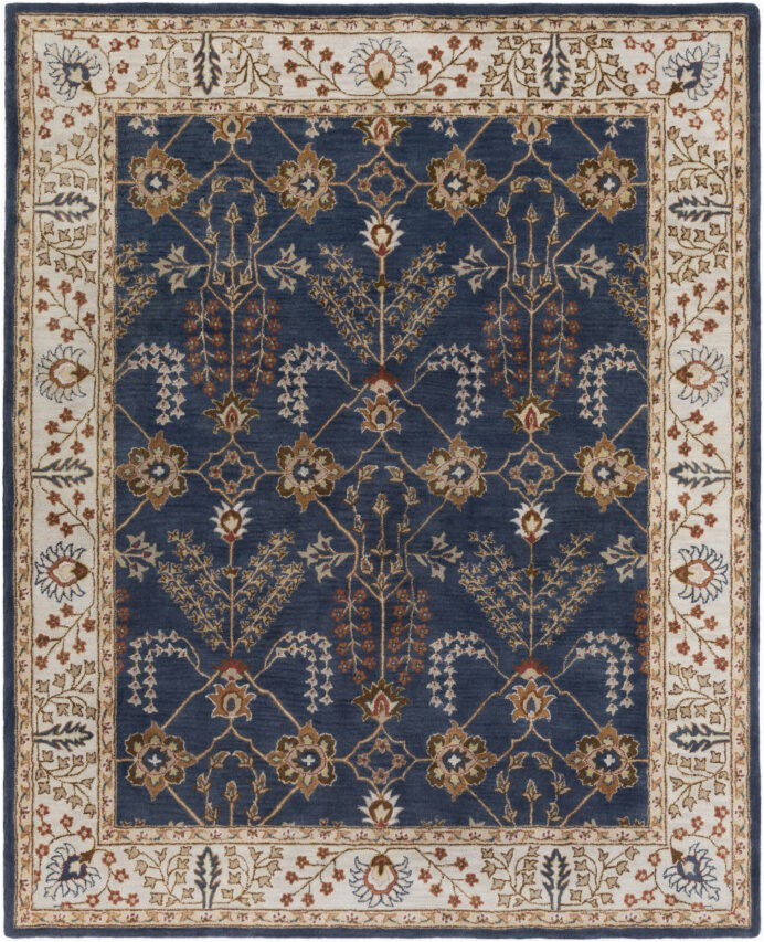 Overstock Rugs 8×10 Blue Dirt Rug Navy and Beige area Rugs area Rugs Mississauga area