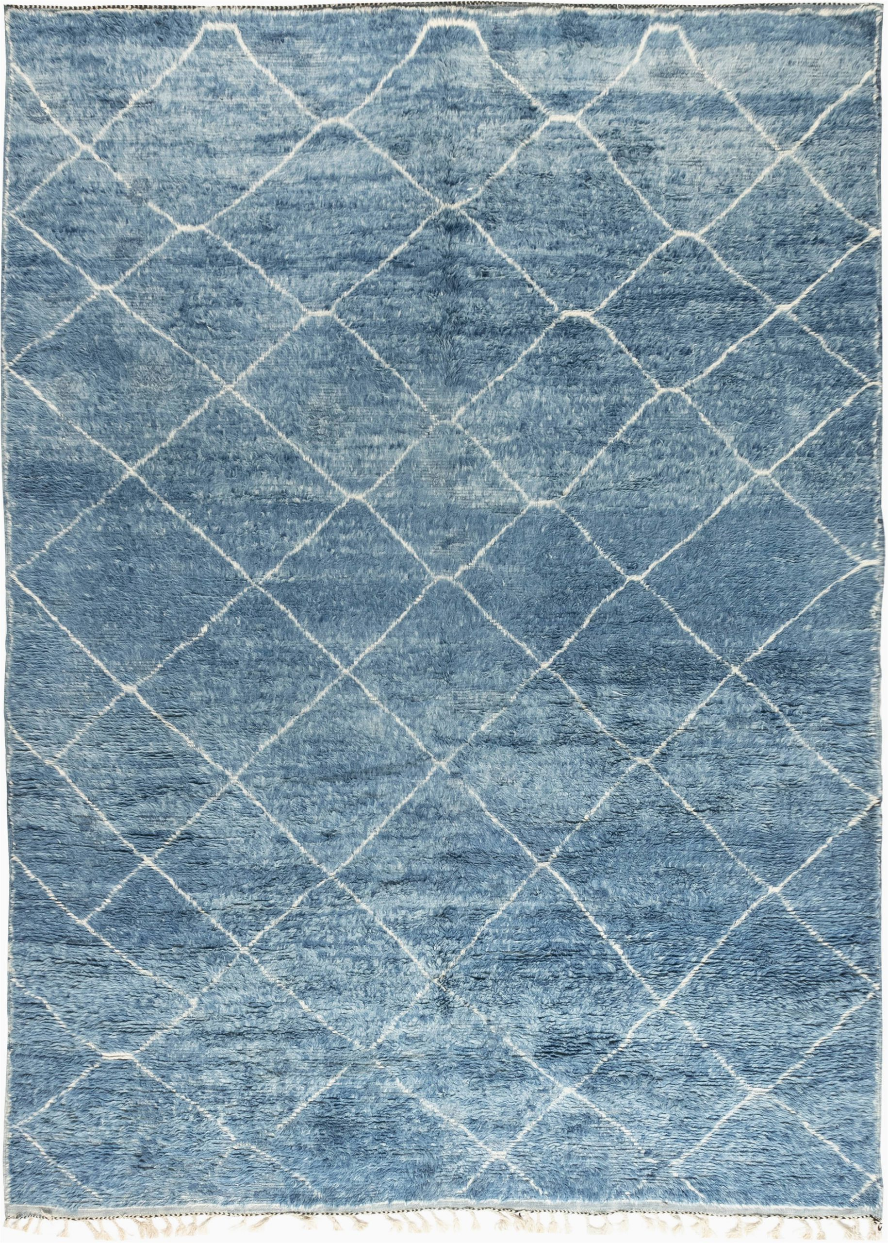 new custom moroccan wool rug 14x10 n 1