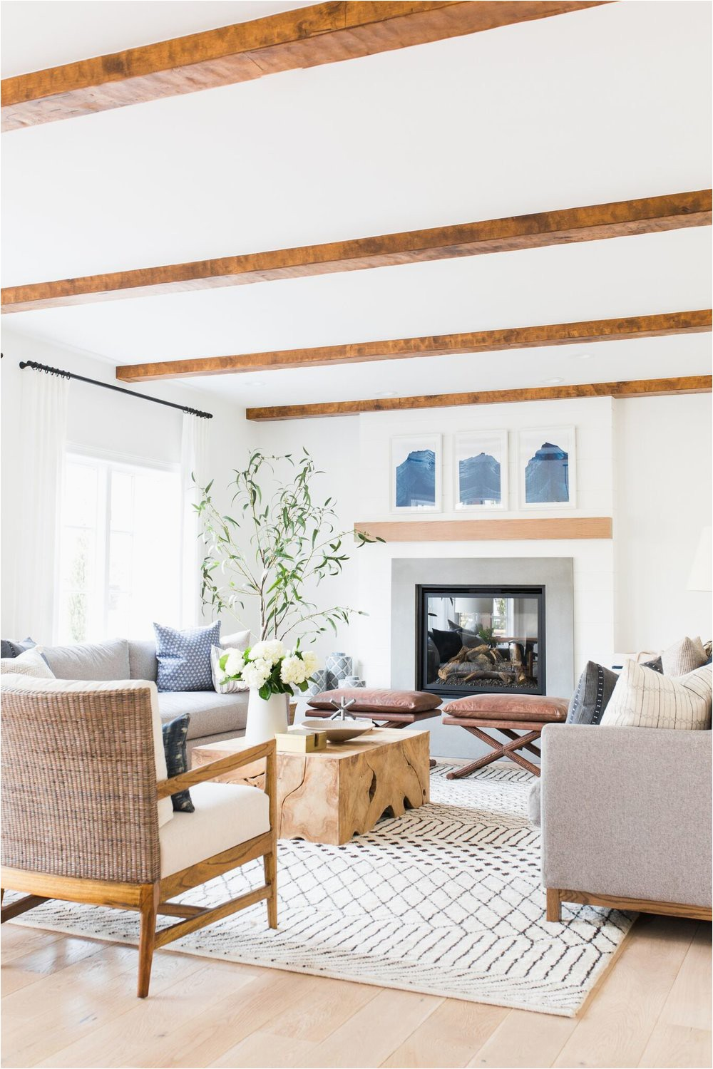 Placing area Rug In Living Room 5 Tips for Rug Placement