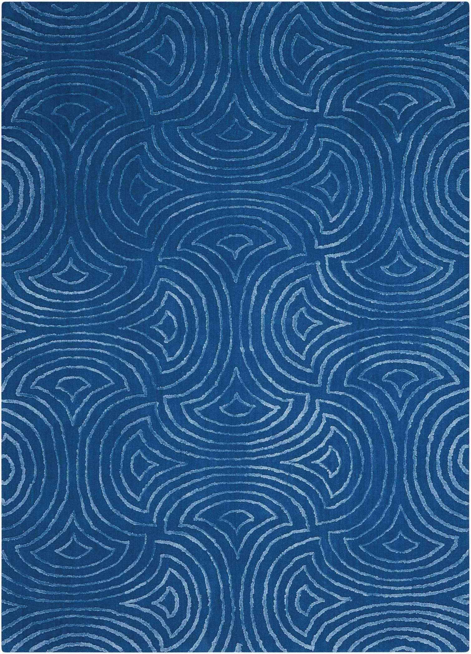 Premier Blue Lines Rug Lowes Nourison Vita Blue area Rug In 2020
