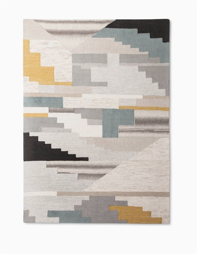Project 62 Hand Tufted area Rug Abstract Tufted area Rug