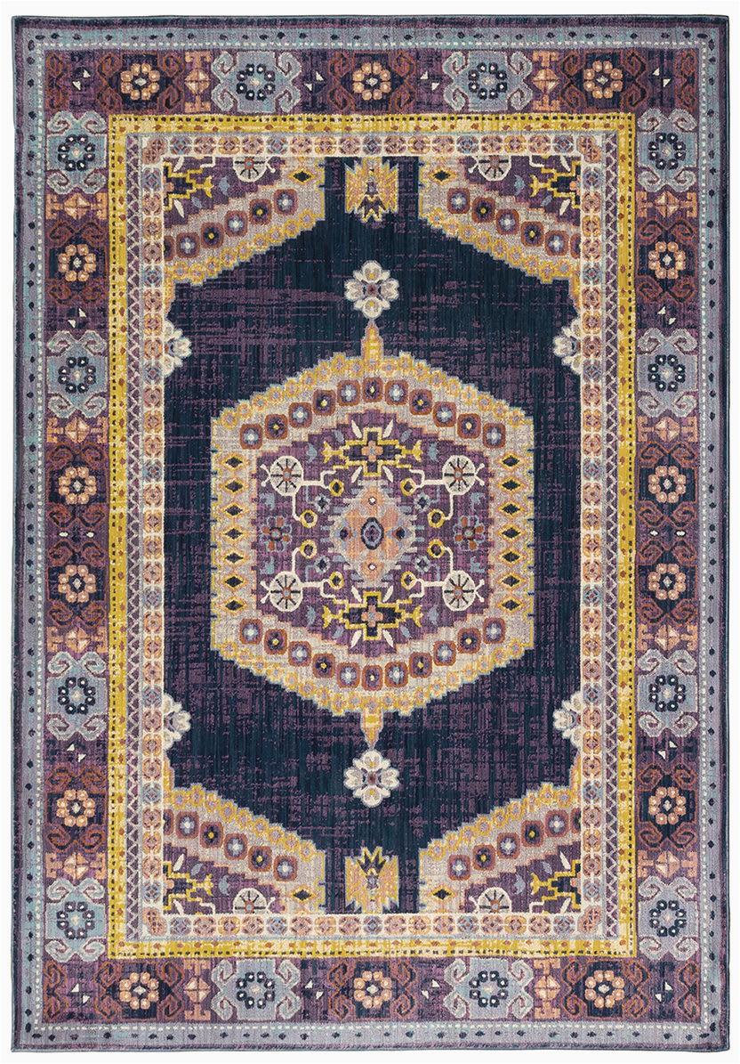 oriental weavers xanadu 001b6 purple gold area rugx