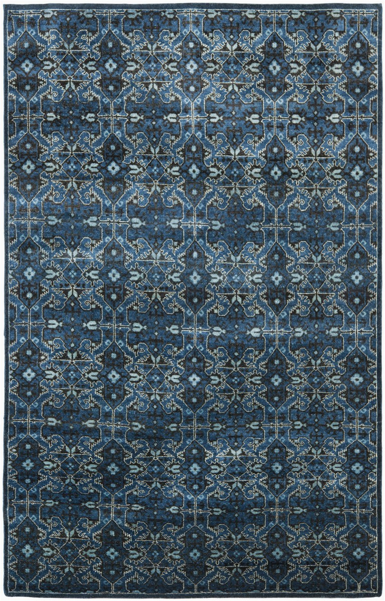 ralph lauren sheldon rlr7732a chatham blue area rugx