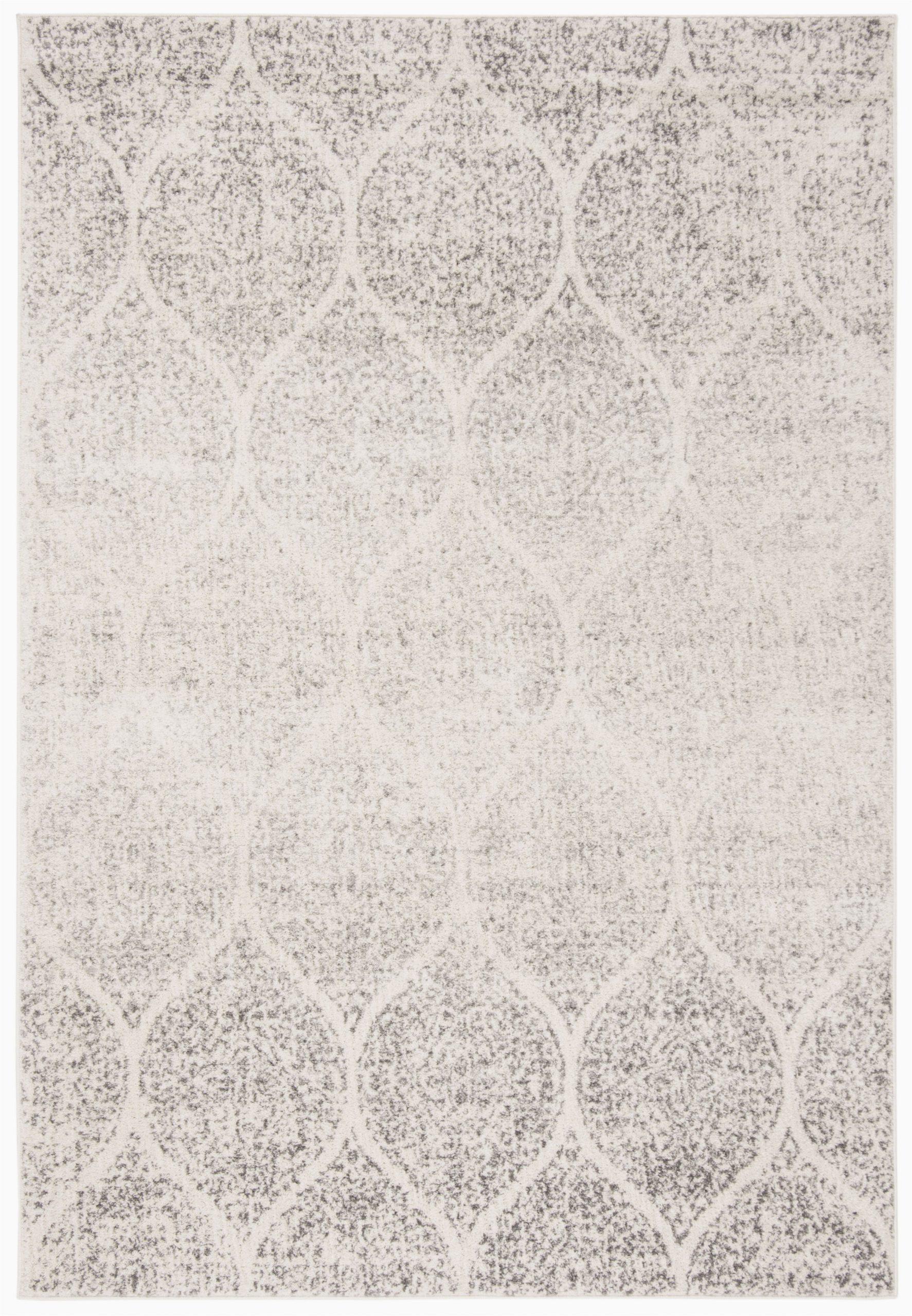 hayley ivorysilver area rug