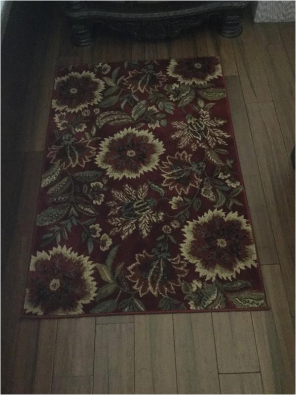 Seventh Avenue Com area Rugs Pictures Flower Garden Rug