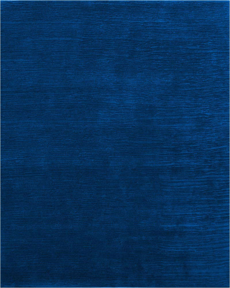 Solid Blue Wool Rug solid Royal Blue Shore Wool Rug From the Luxury Suites