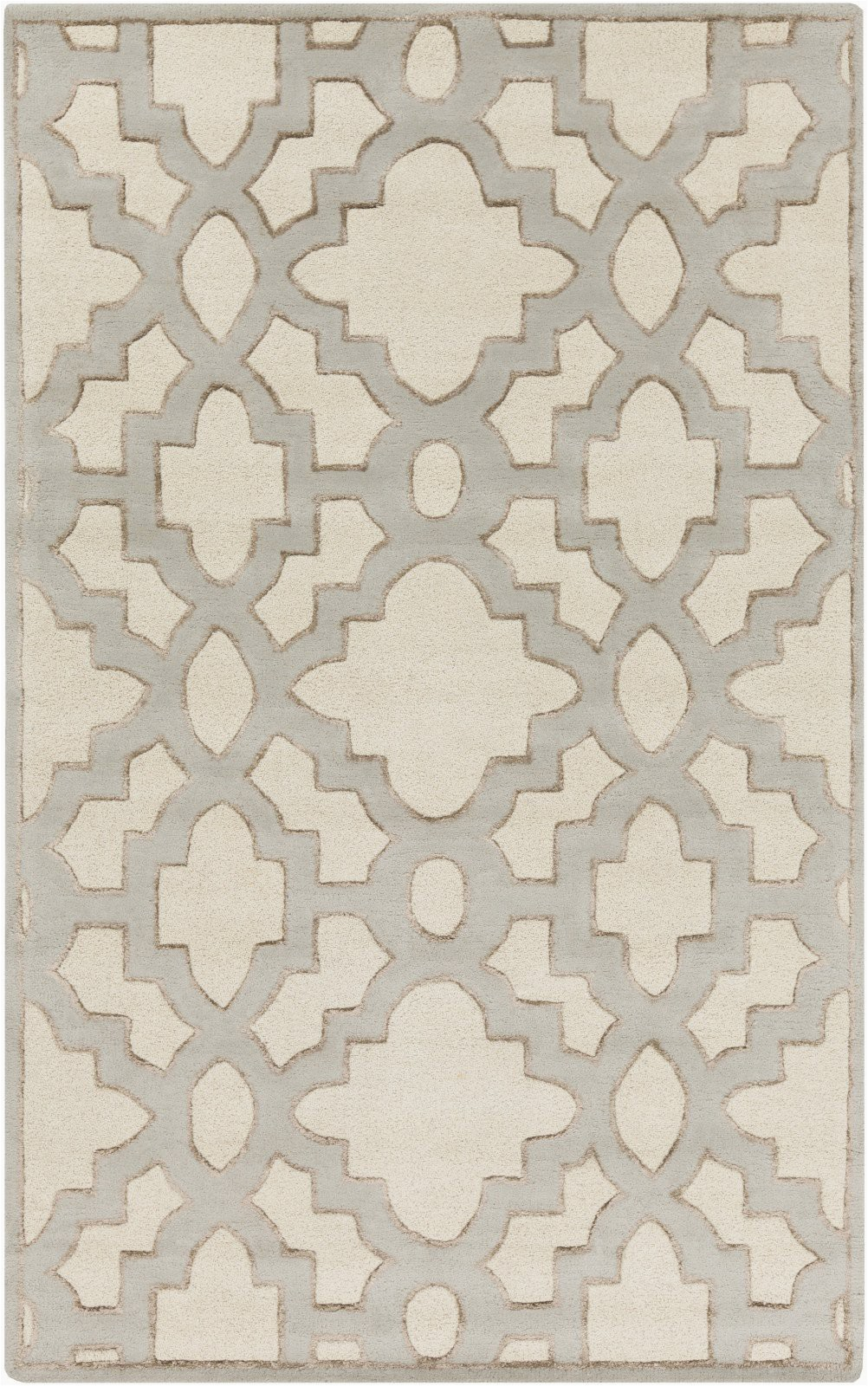 surya modern classics can 2041 ivory area rug by candice olson