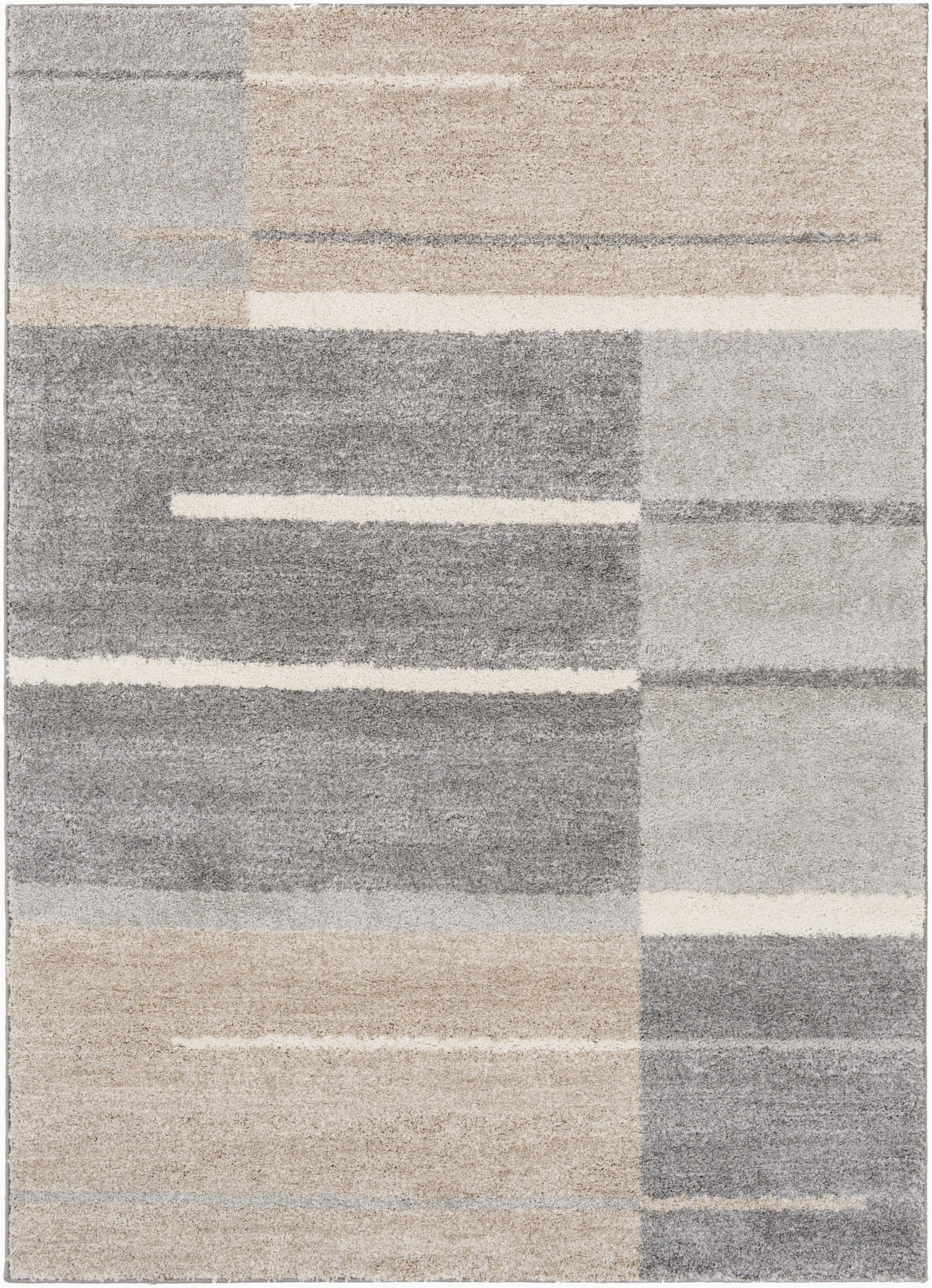 Taupe and Grey area Rugs Edmeston Gray Taupe area Rug