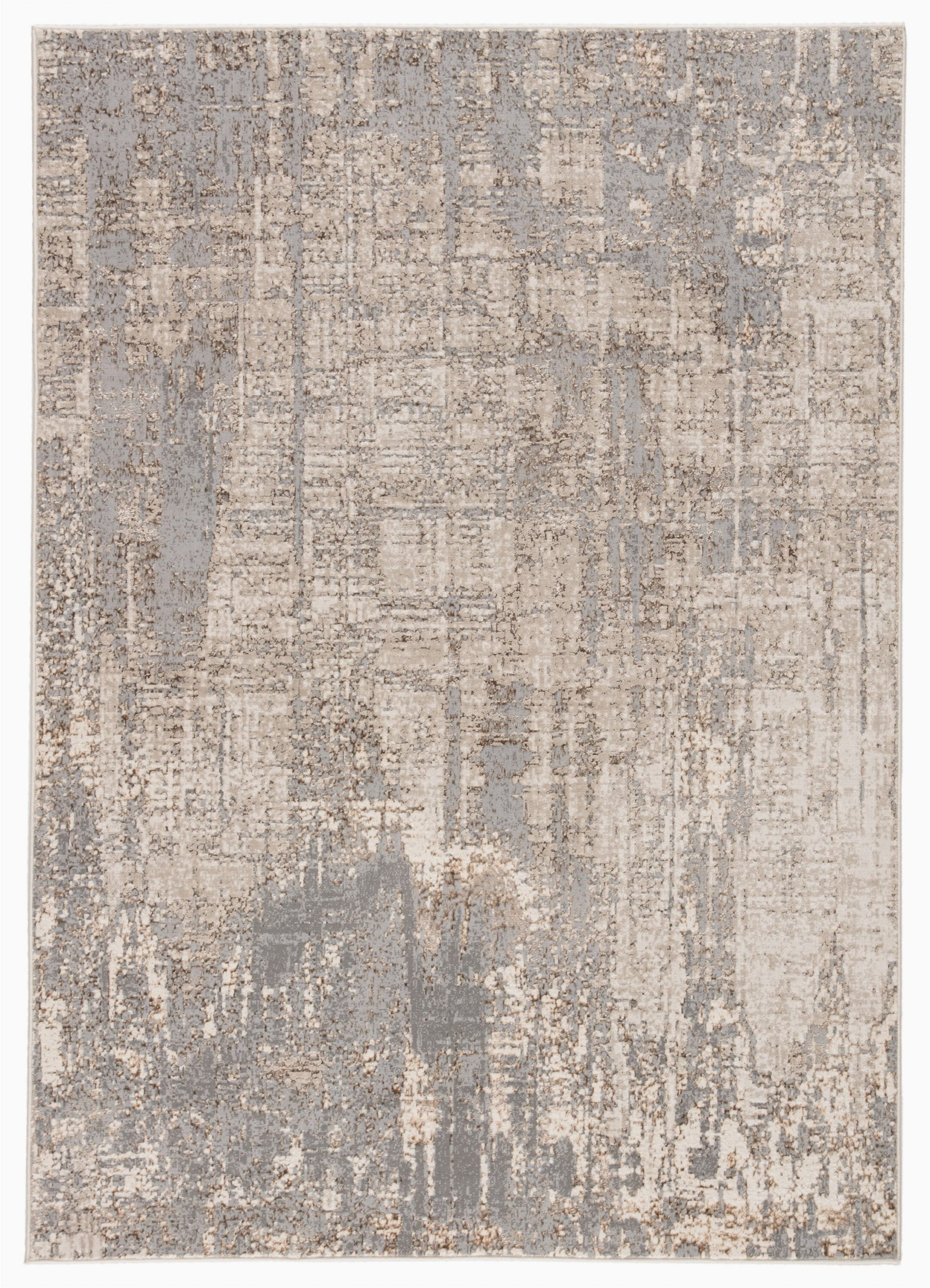 17 stories ludlow abstract graytaupe area rug w piid=