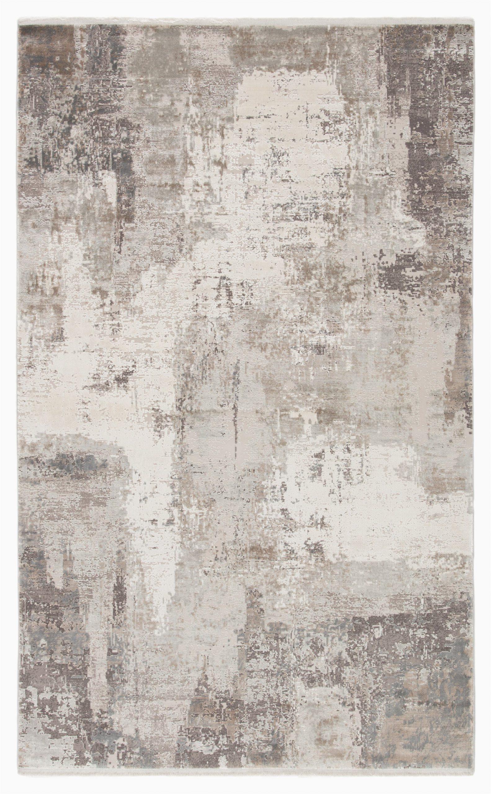 norridge abstract graytaupe area rug
