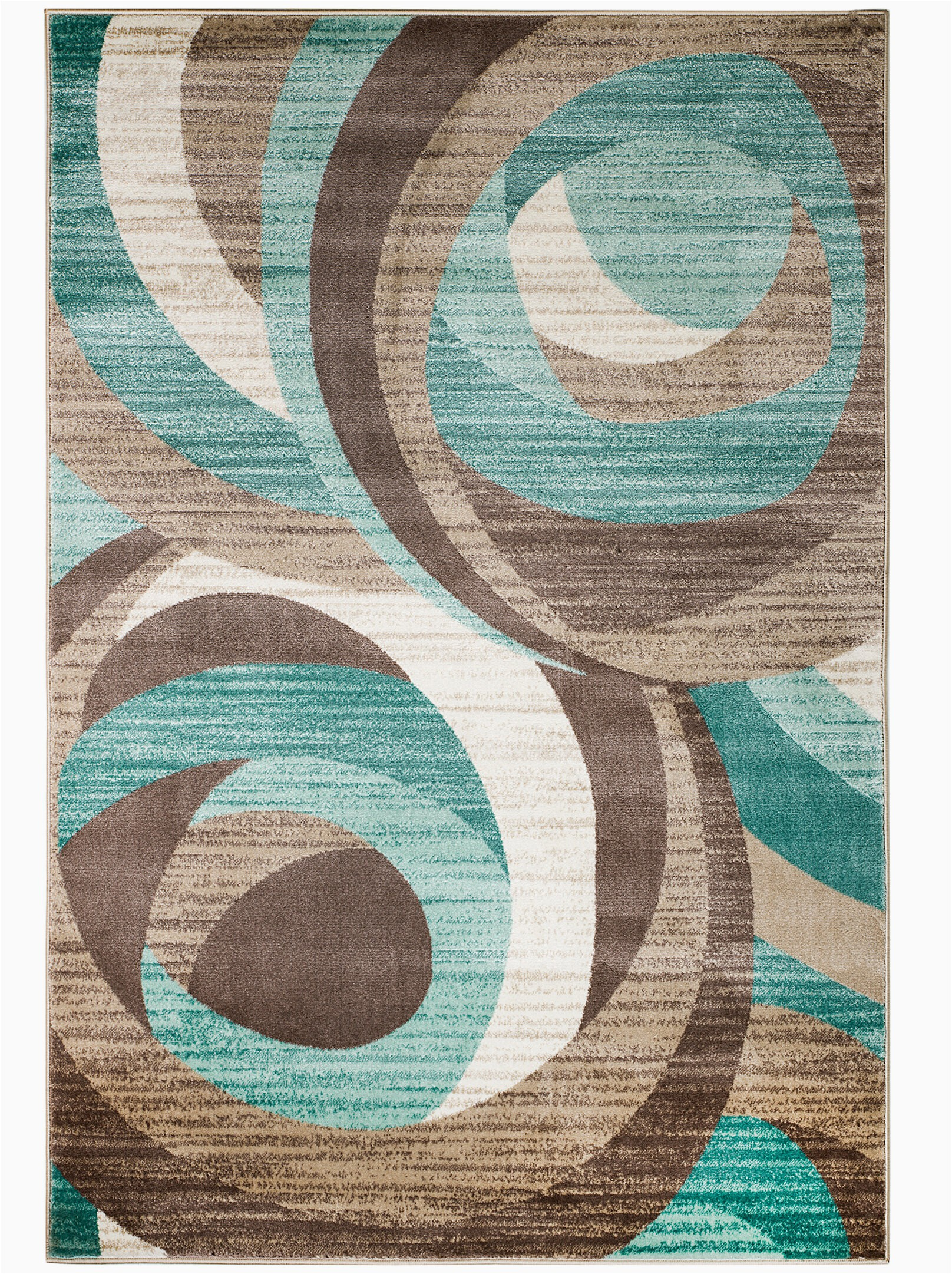 orren ellis gaeta abstract tealbrown area rug w piid=