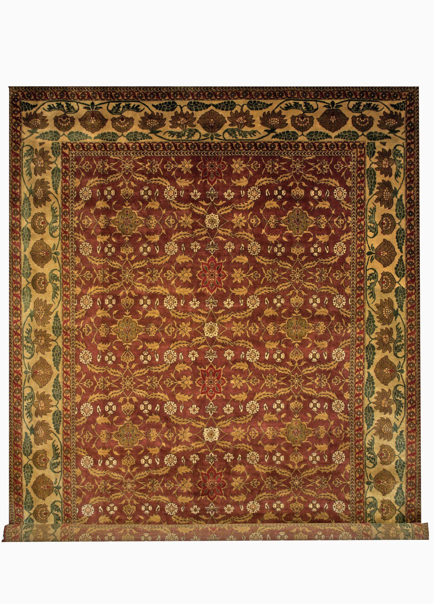 old world kerman 8 10 x 11 8 handmade area rug