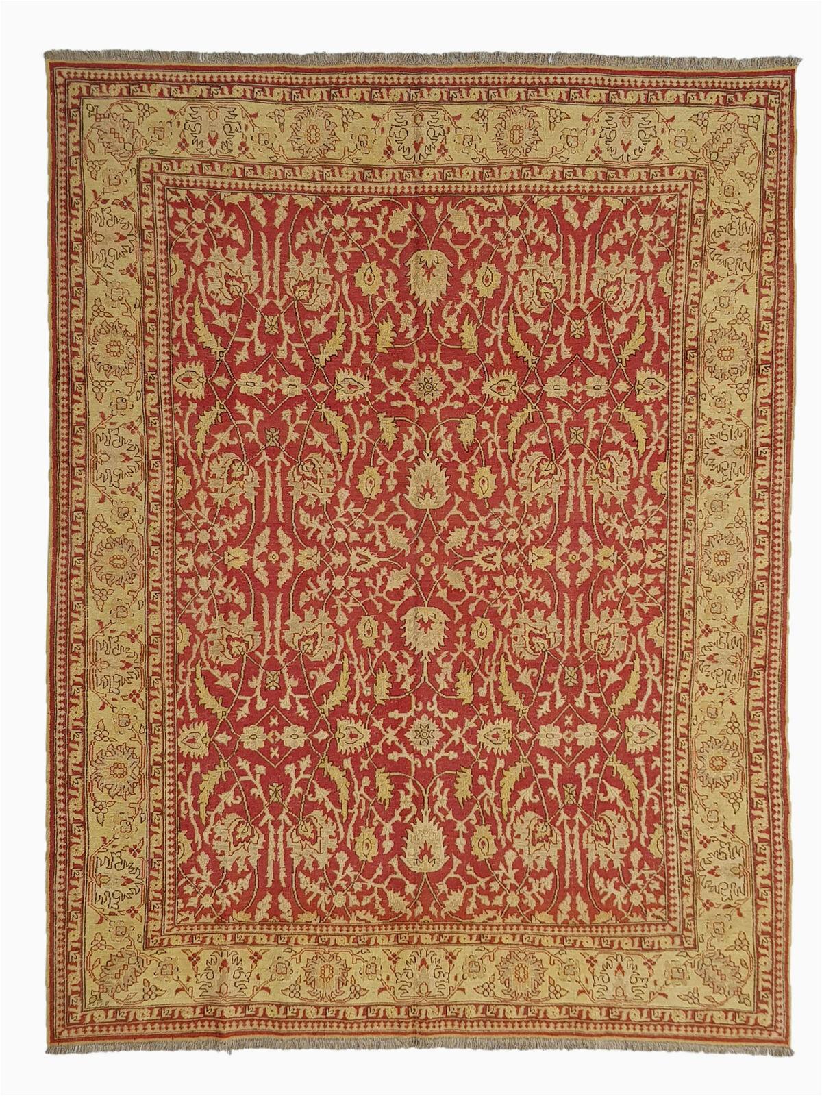 1046x820 antique handmade sumak kilim area rug fla