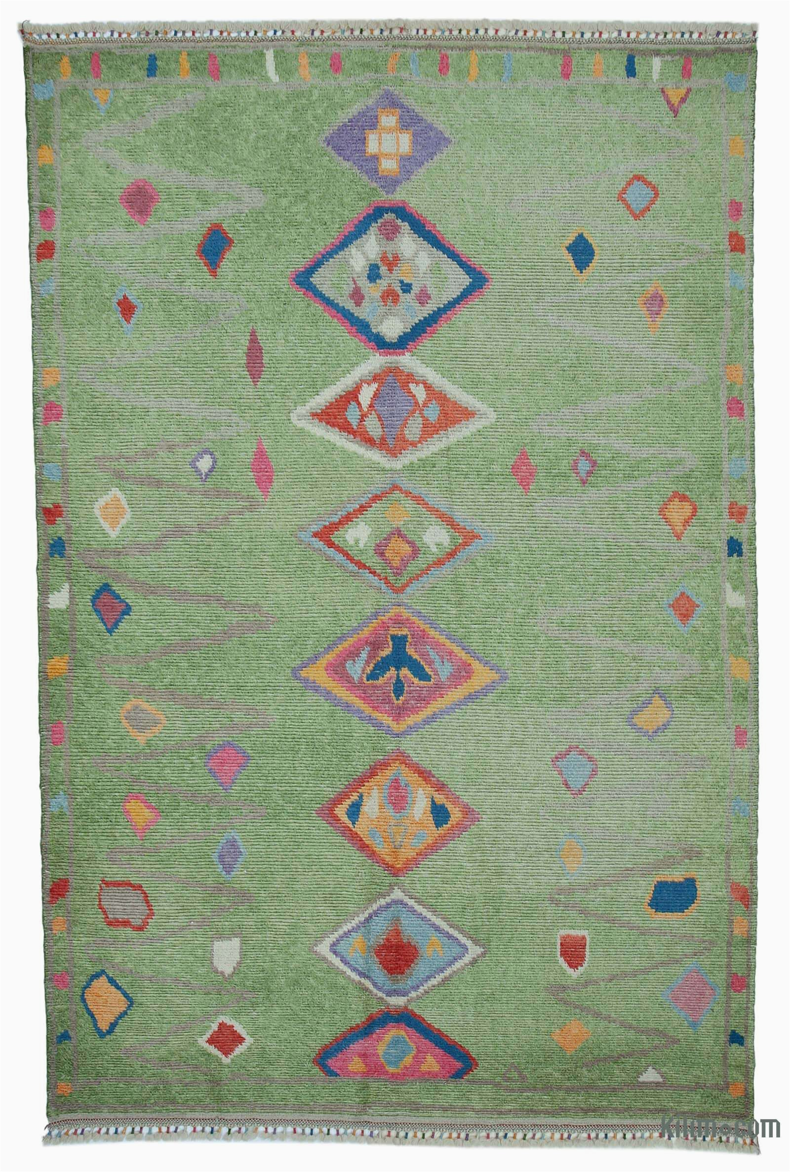 k new turkish tulu area rug