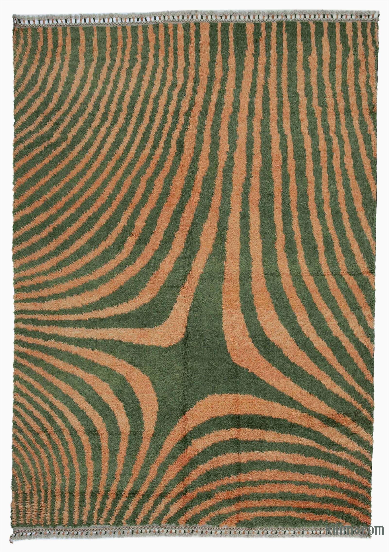 k new turkish tulu area rug