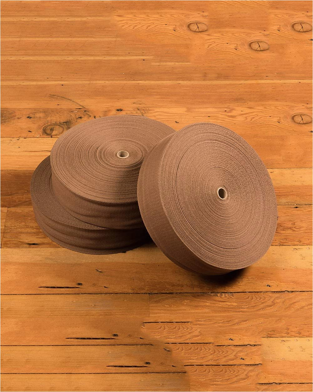 """100 Percent Cotton area Rugs Natural area Rugs High End Cotton Binding Carpet Tape for Rug Carpets 100 Percent Cotton Durable 2 3 4"""" X 164 Malt"""