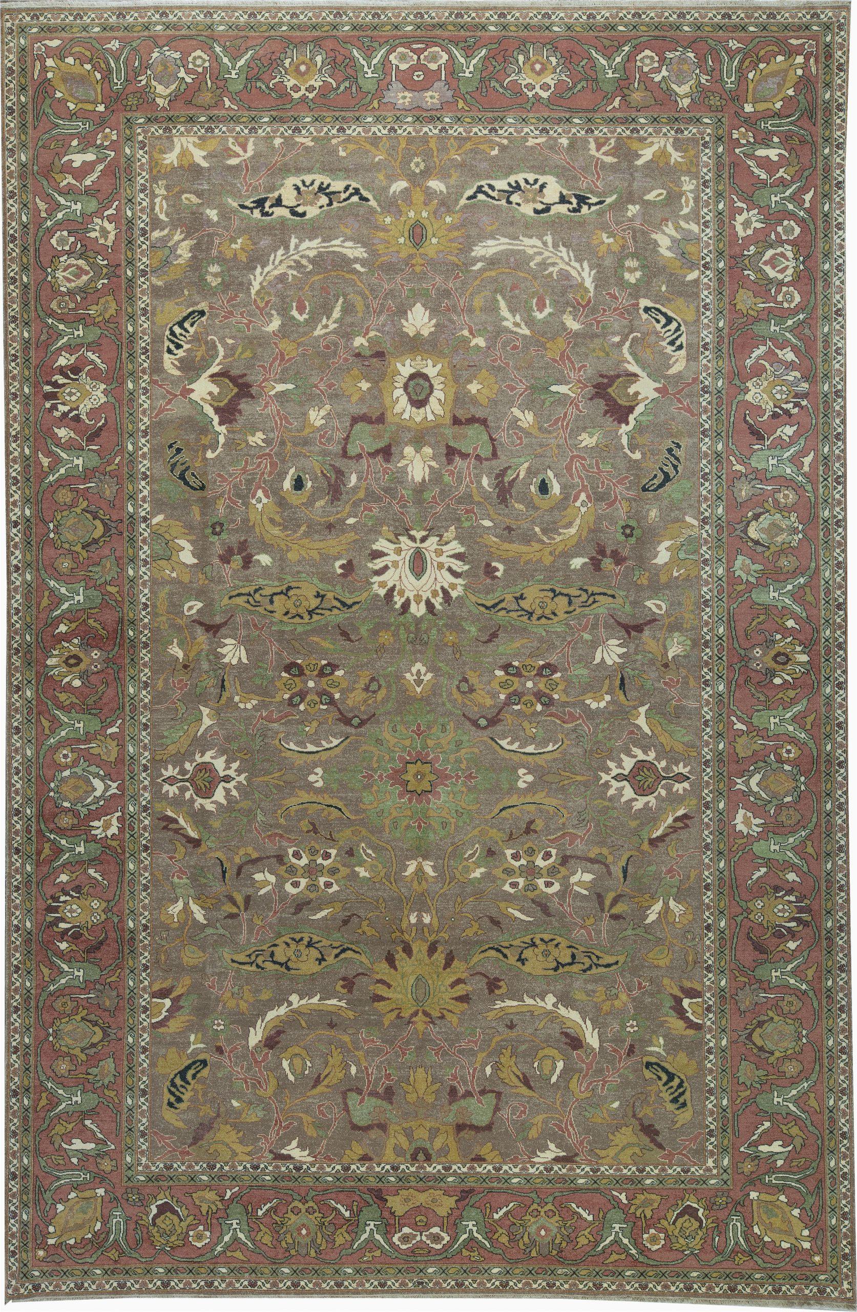 bokara rug co inc one of a kind cornwall handwoven 1111 x 179 wool brown area rug abhd2677