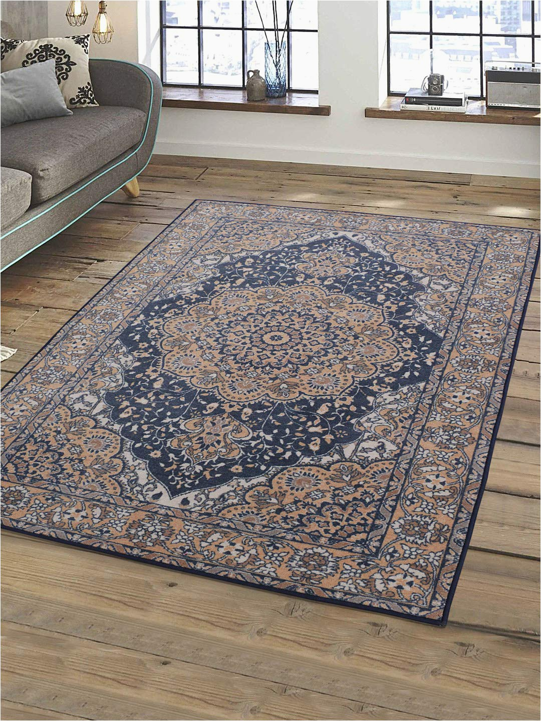 4 by 6 Foot area Rugs Buy Rugsmith solid Pattern 4 X 6 Feet area Rug Line at Low