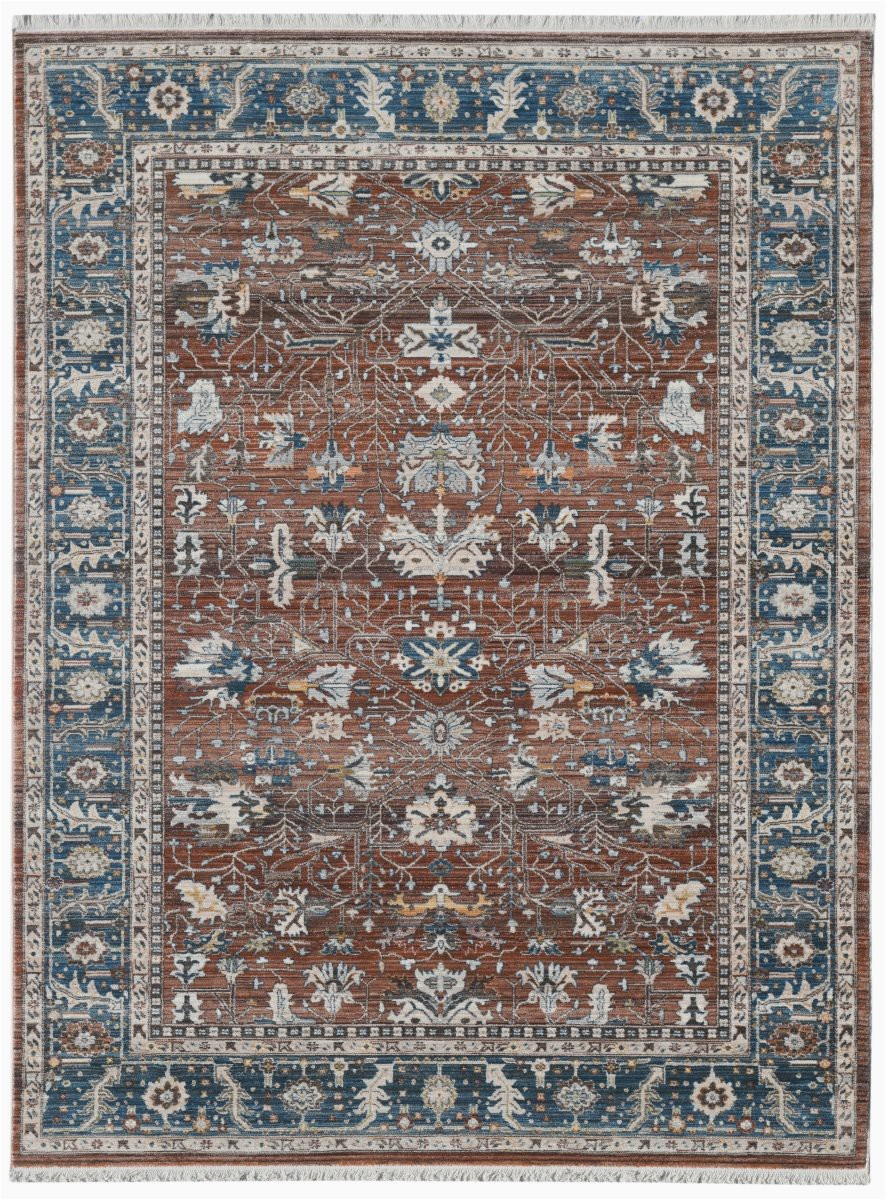 9 Ft X 12 Ft area Rug Amer Rug Arc Arcadia Red Bordered area Rug 9 Ft 1