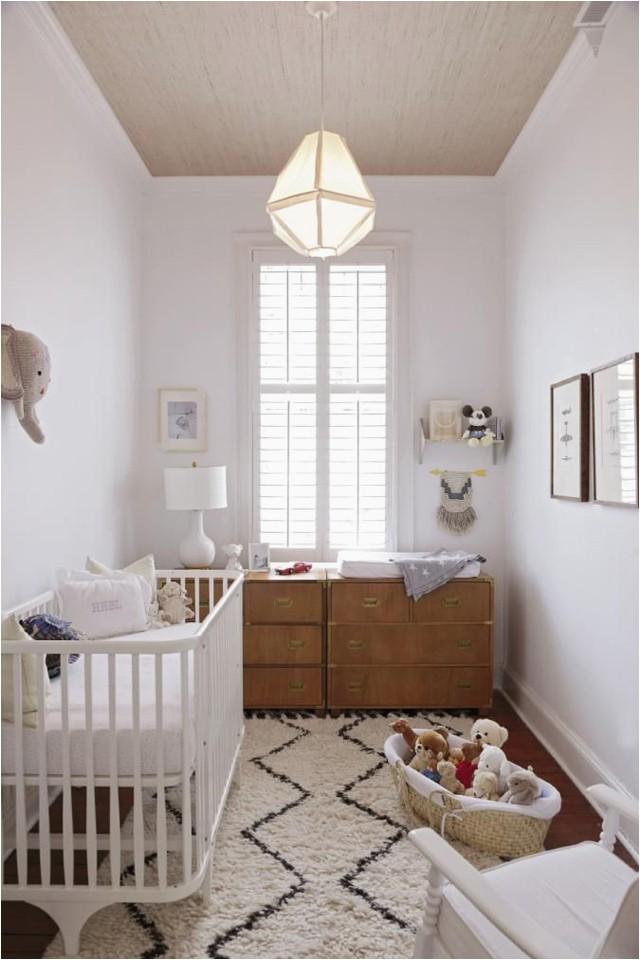 Nursery moraccan rug