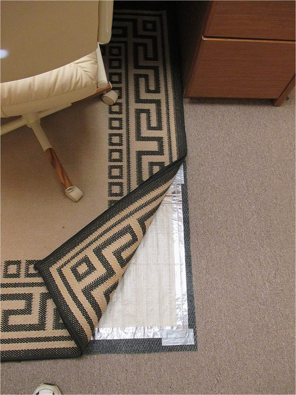 "Area Rug Radiant Floor Heating Rugbuddy Speedheat 170w Under Rug Space Heater 4 10"" X 2 10"""