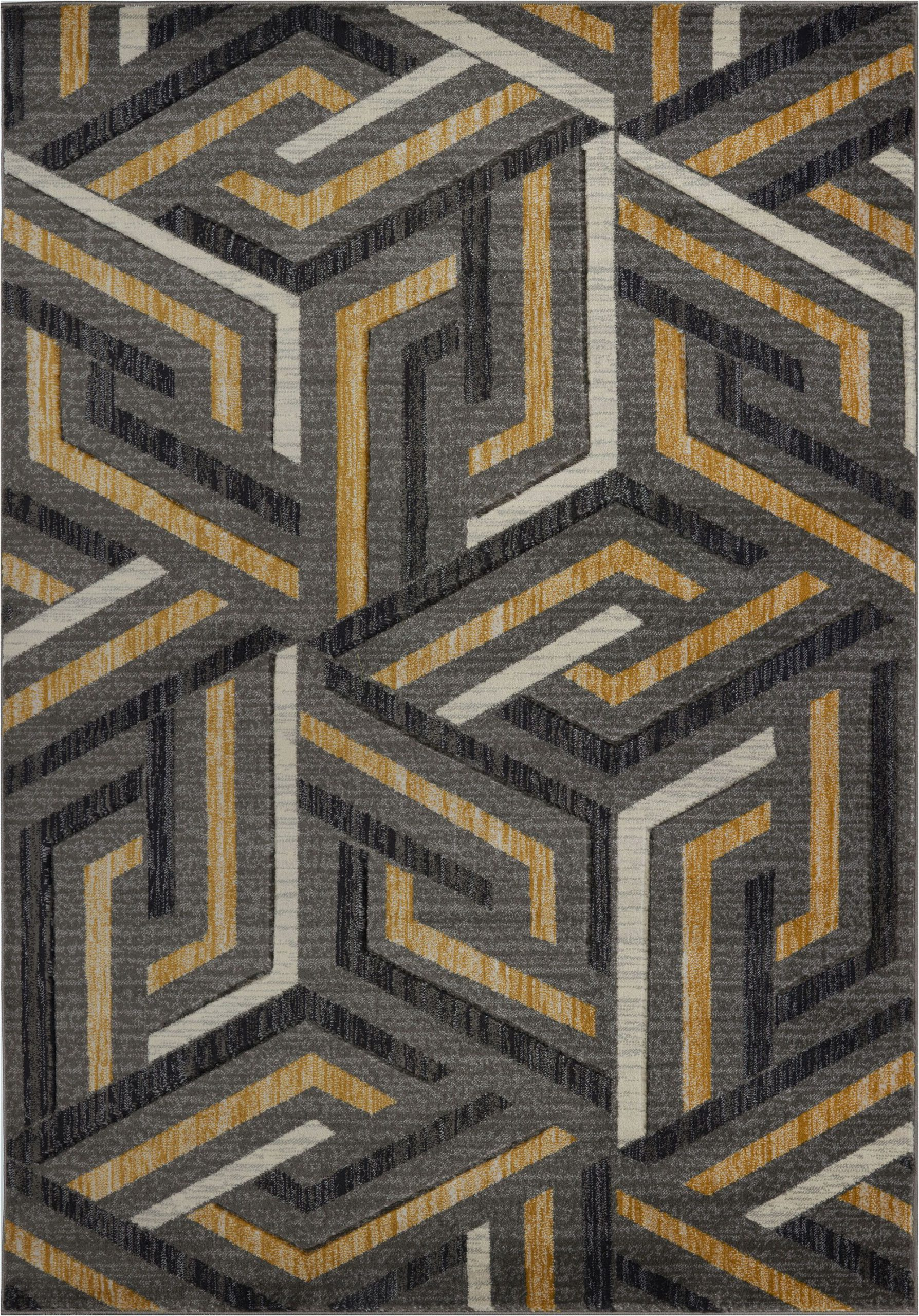 Area Rugs Gold and Gray Lynn Valley Grey Gold area Rug Gold Grey Honey B
