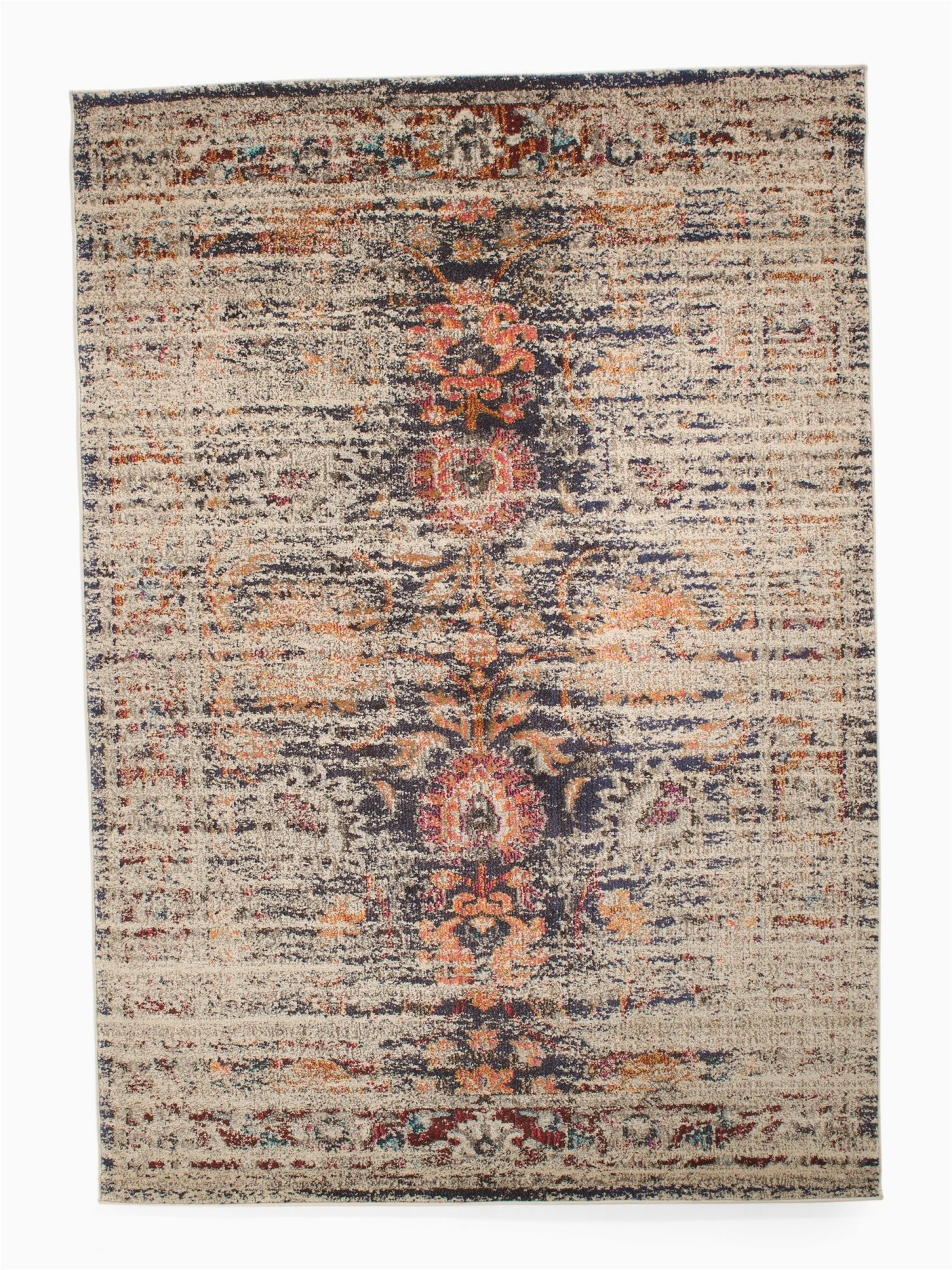 Area Rugs Made In Turkey Made In Turkey Vintage Floral area Rug