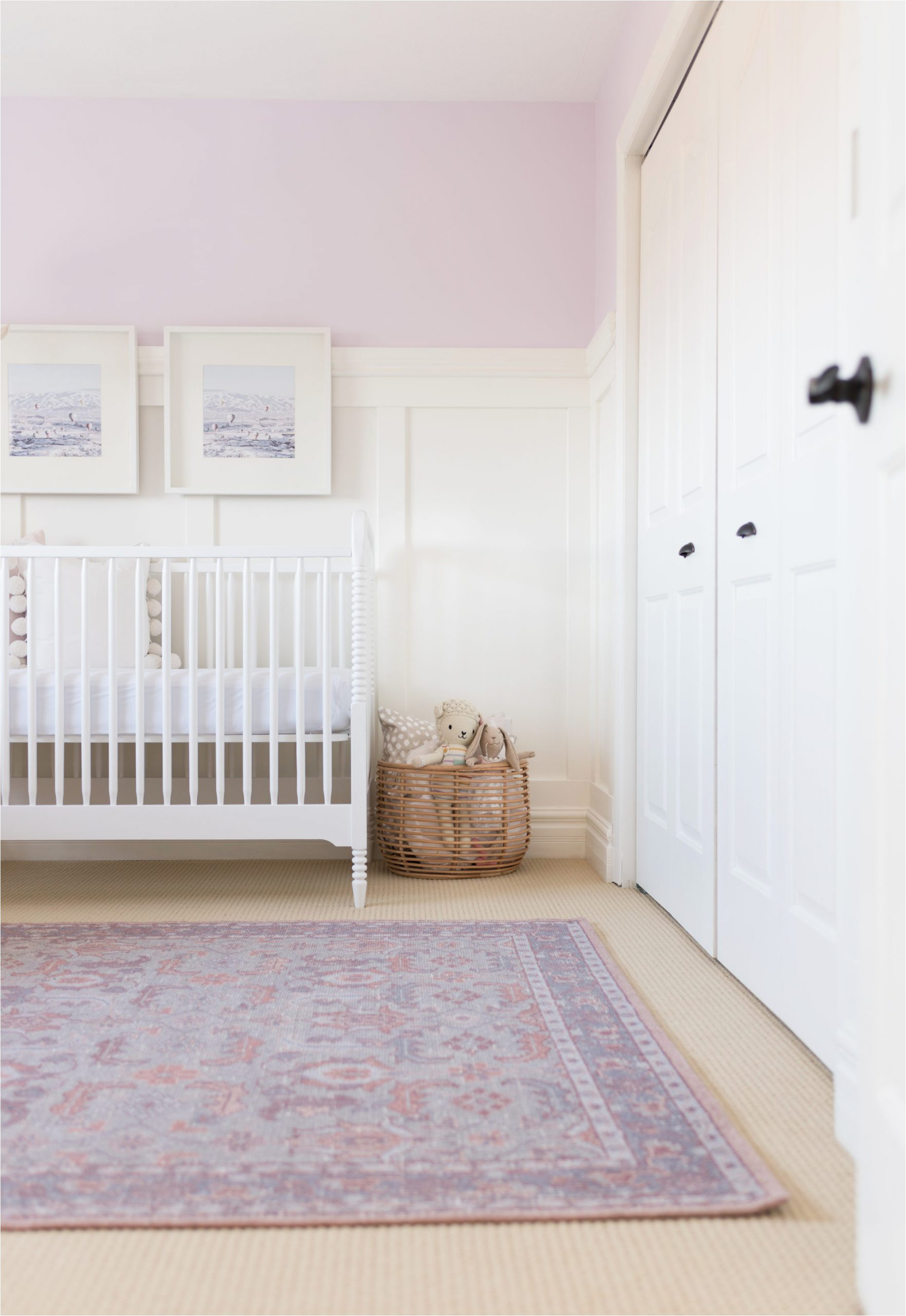A Sweet and Colorful Baby Girl Nursery Reveal 0984