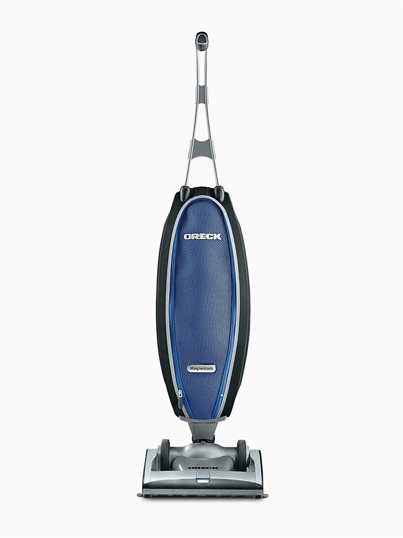 Oreck Magnesium RS Swivel Steering Bagged Upright Vacuum