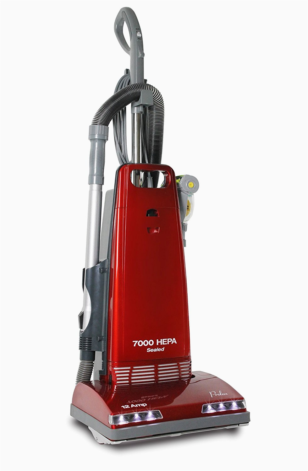Prolux LED Upright Sealed H Grade HEPA Allergen Pet Vacuum