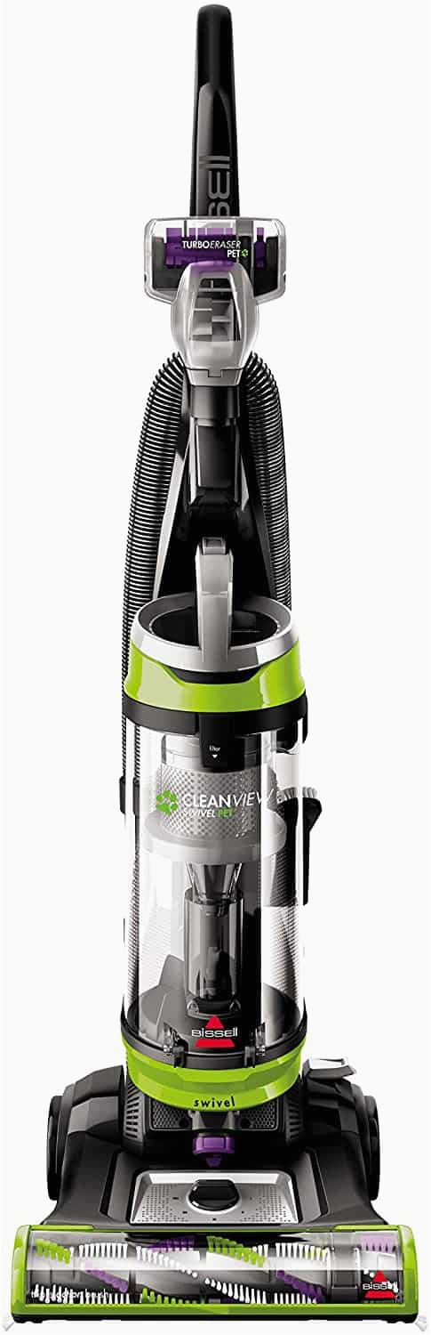 Bissell Cleanview Swivel Pet Upright Bagless Vacuum