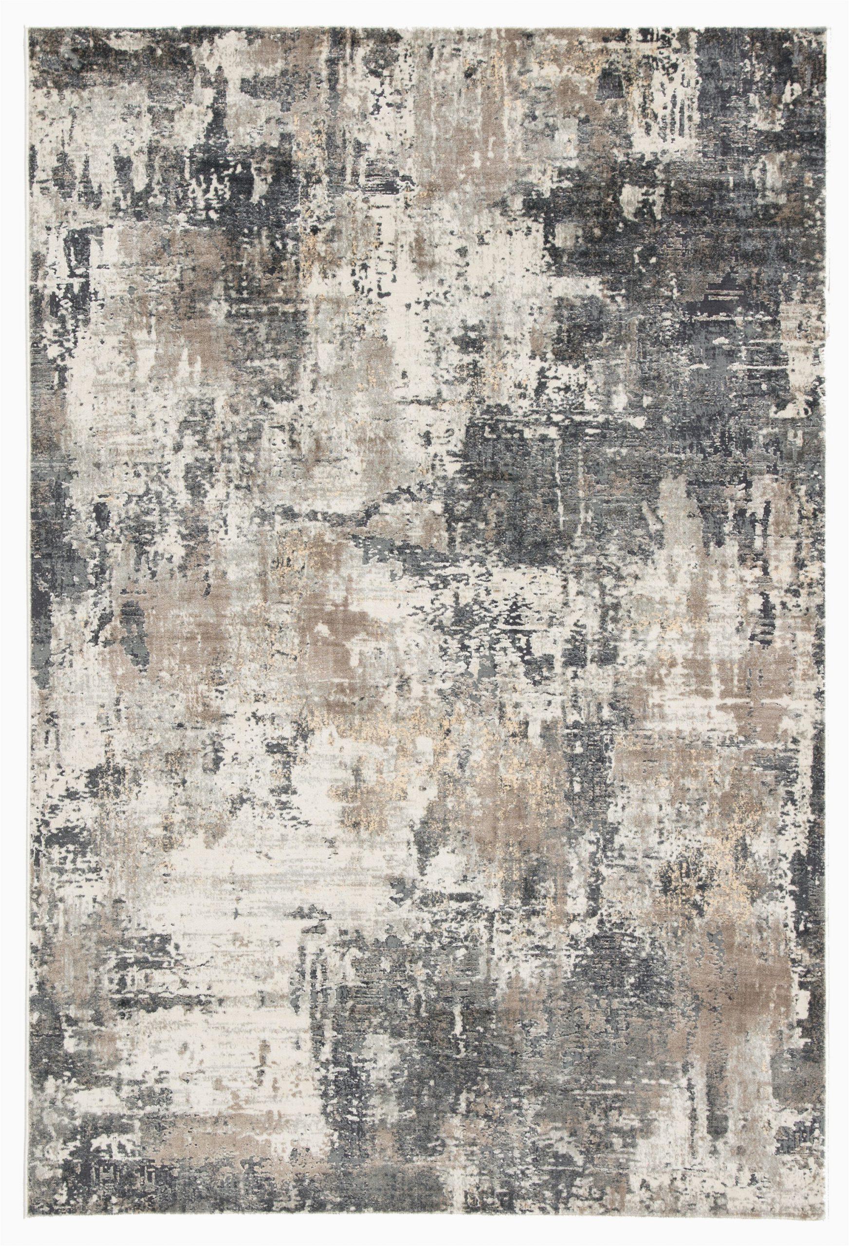 ramsgate abstract graybeige area rug