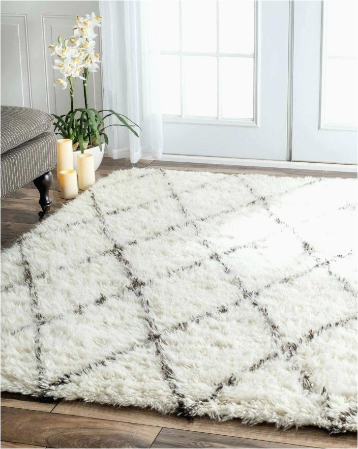 hand rug rugs kids black and white shag area big fluffy country furry for bedroom bathroom