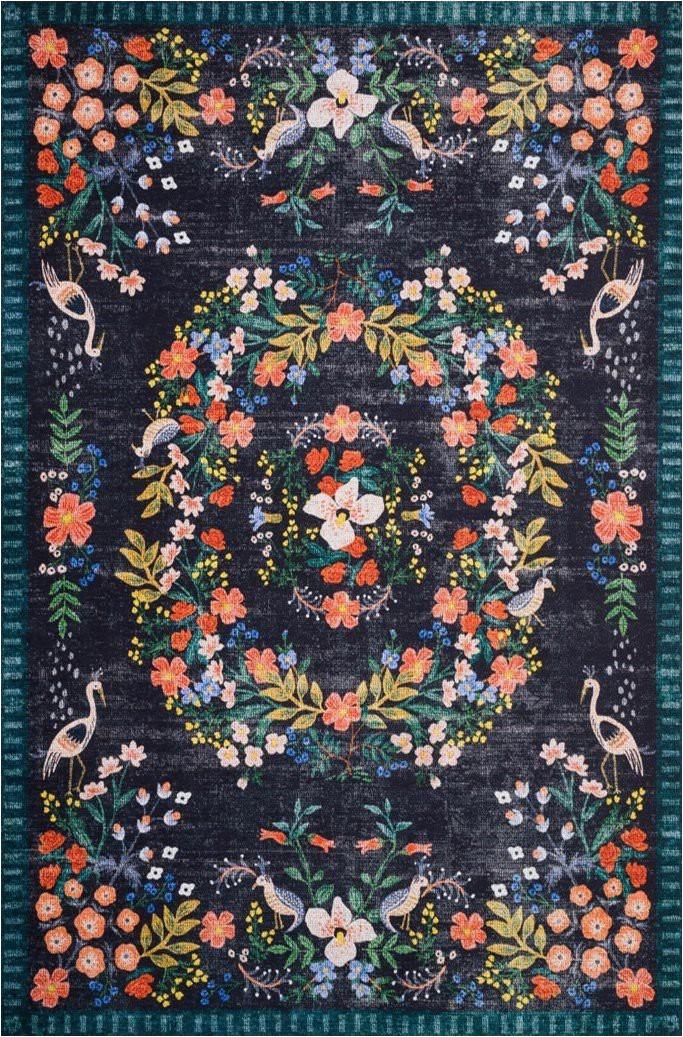 8 x 10 large black blue and coral area rug palais 4de53df0d fe9ebd4a75b6bd4a64 p