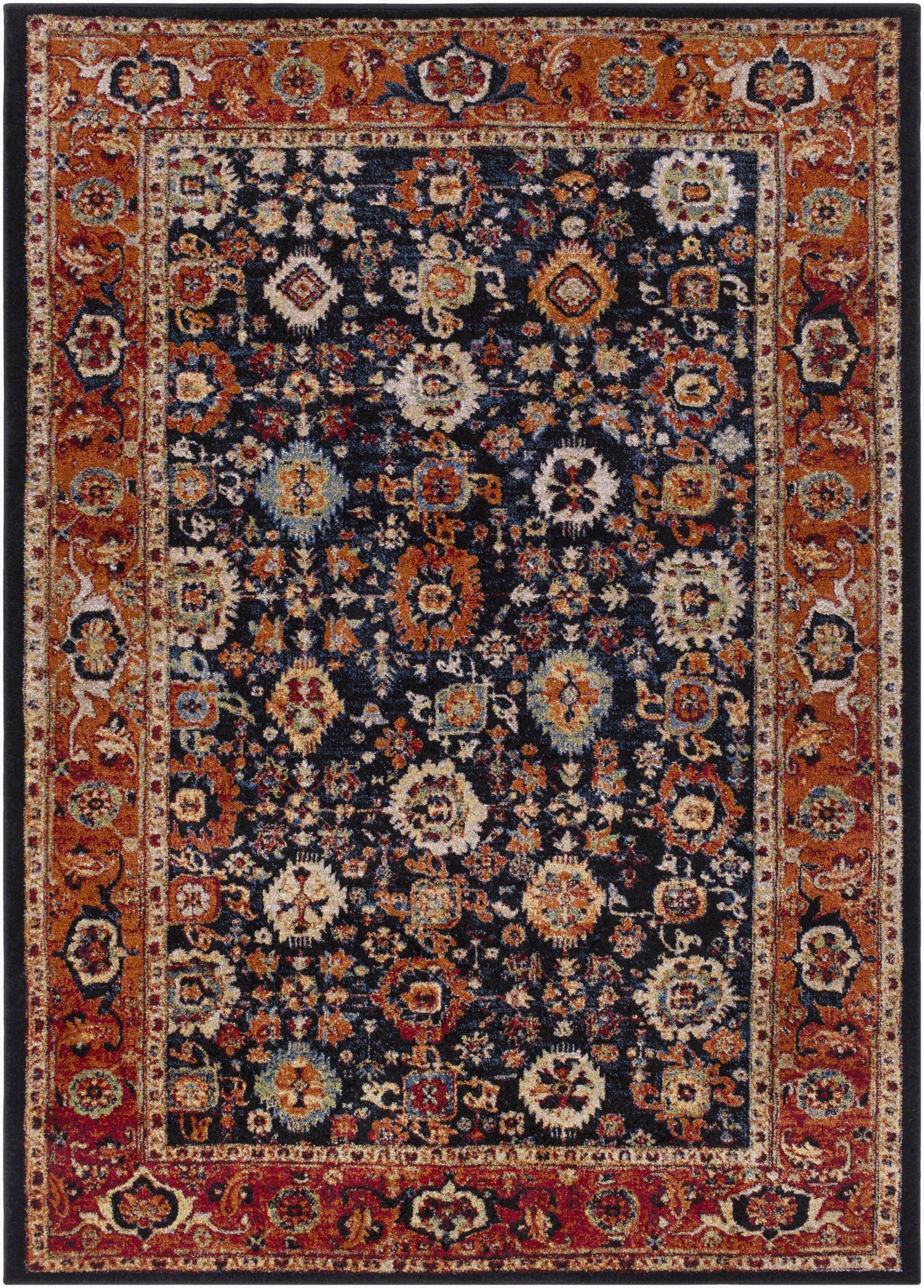brahim oriental jutesisal multicolor area rug