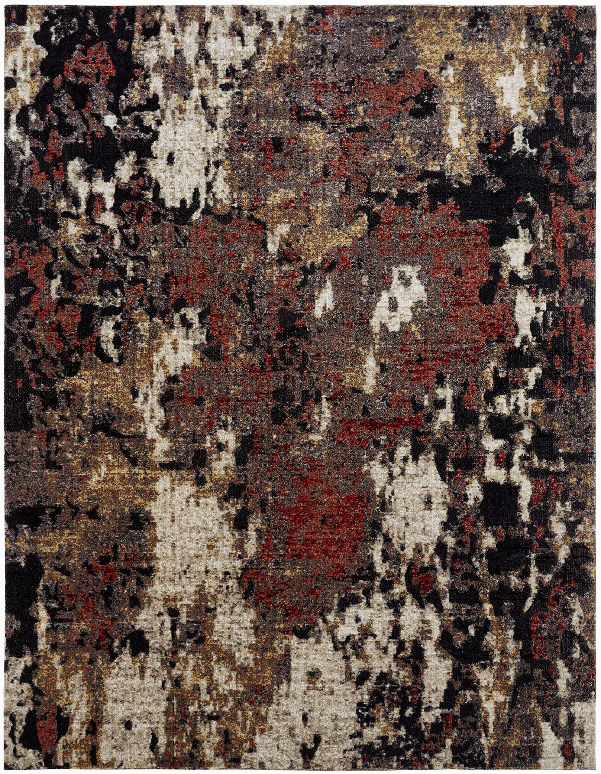 rawtenstall brownblackgray indoor outdoor area rug