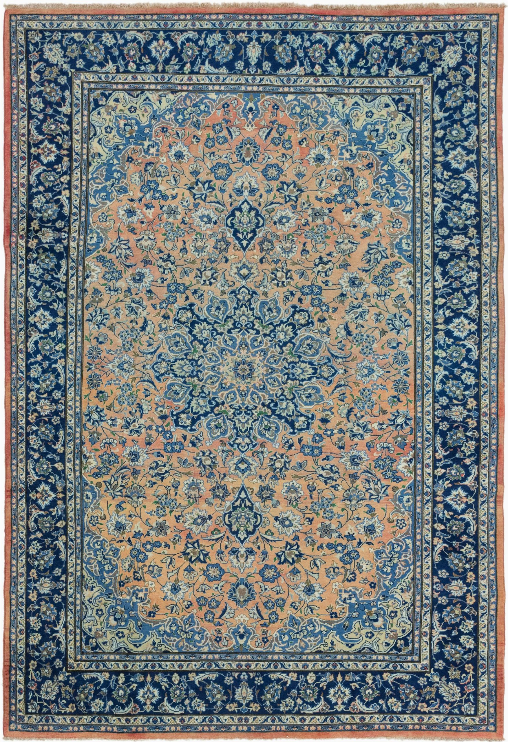 Cheap 10 by 12 area Rugs 8 4 X 12 10 isfahan Persian Rug