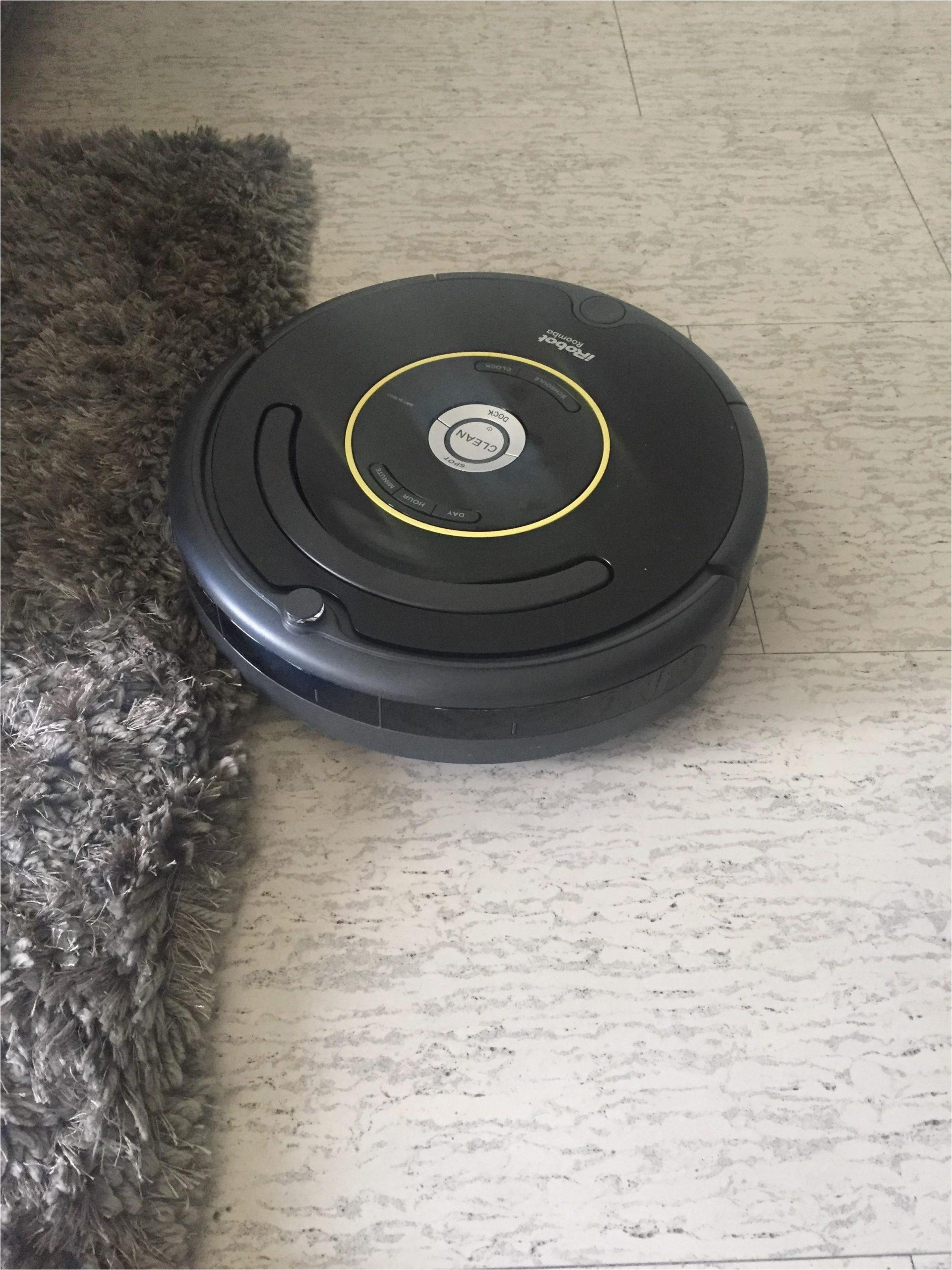 roomba always s stuck on my shaggy rugs edge
