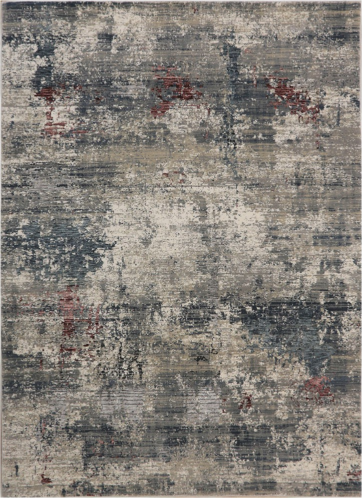 Dynamic Rugs Astoria 3370 930 GreyBurgundy Area Rug p