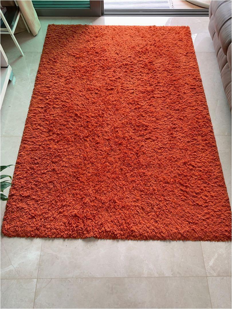 ikea hampen rug high pile used 133 x 195 cm 6651fdc2 progressive