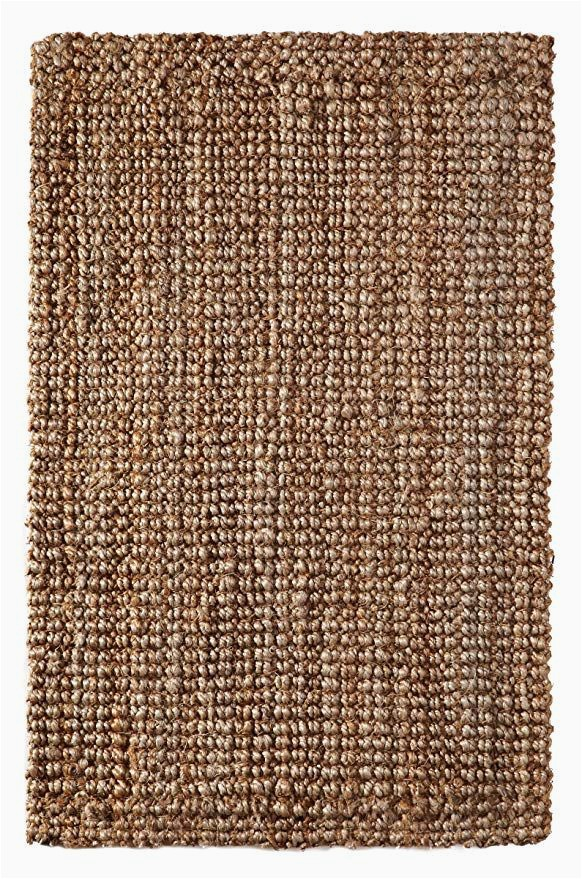 Iron Gate Handspun Jute area Rug Amazon Iron Gate Handspun Jute area Rug 2×3 Hand Woven