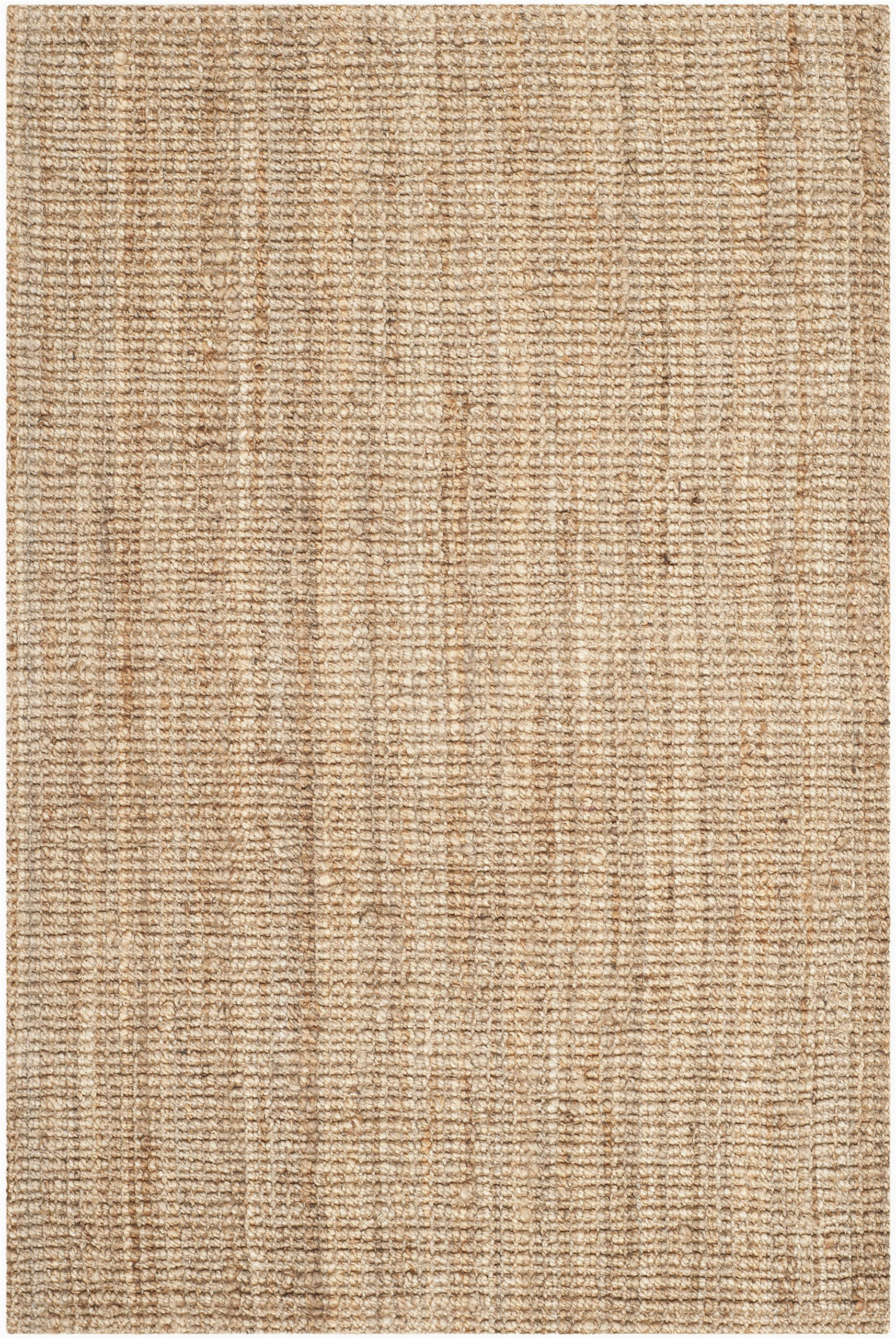 Safavieh Natural Fiber Collection NF447A Hand Woven Natural Jute Area 51