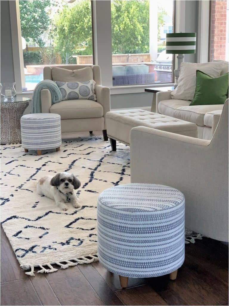Navy Blue Grey and White area Rug 12 Best Navy and White area Rugs Under $200